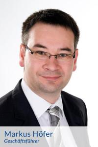 Markus Höfer Geschäftsführer Erholungszentrum Klosterpark Adelberg GmbH